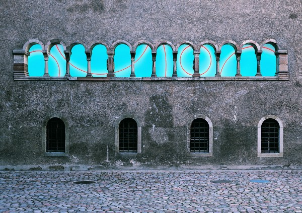 Romanische Loggia, 1999