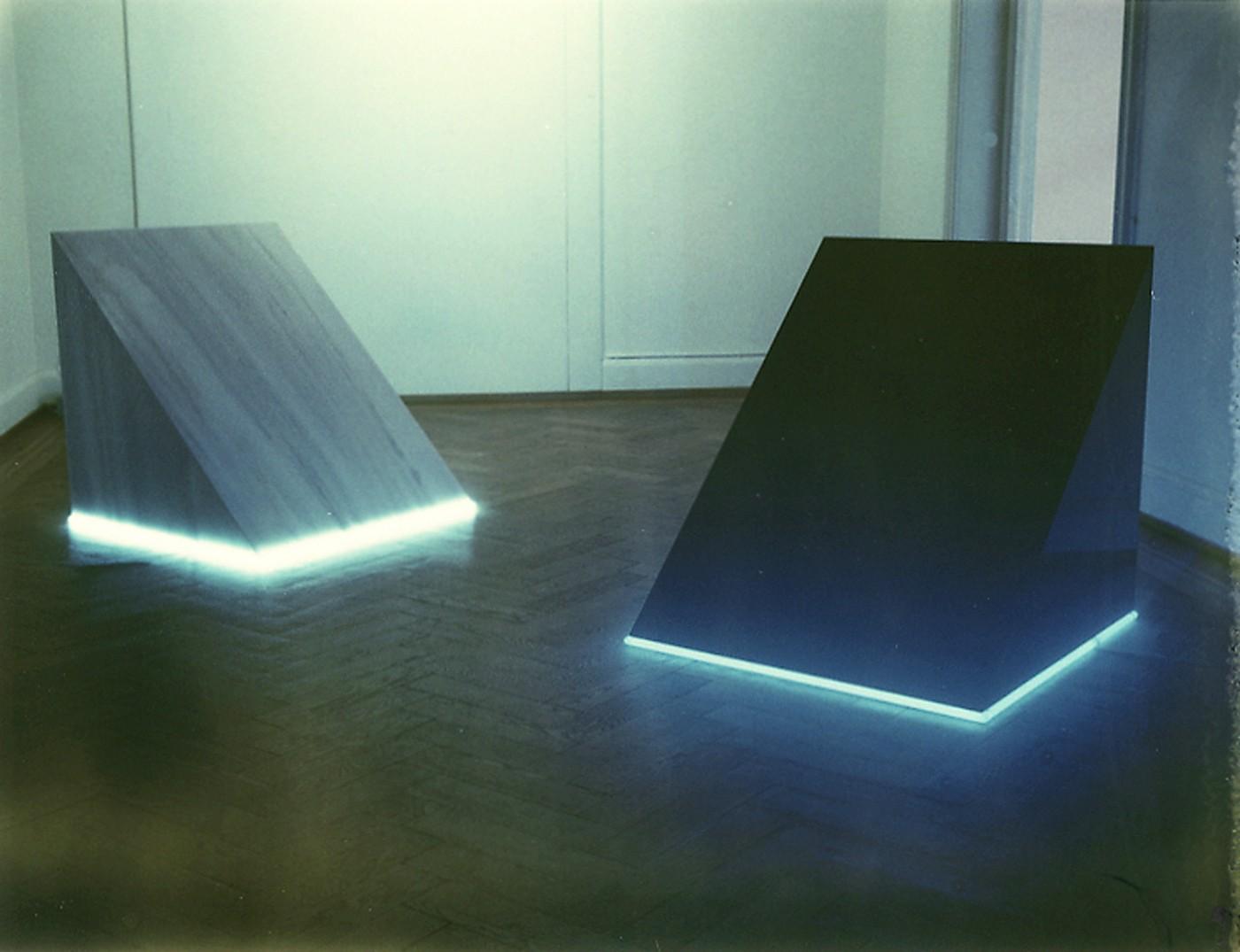 Marmor/Granit Prisma, 1977