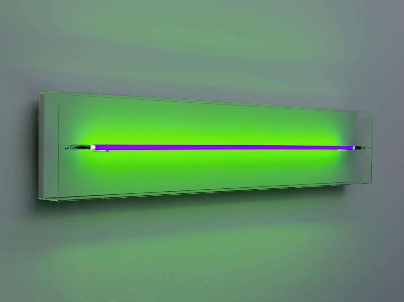 Violet / Green, 2014