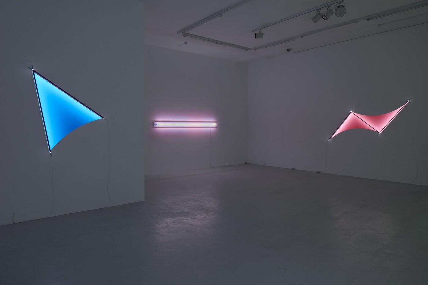 Solo Show - galerie lange + pult, 2017