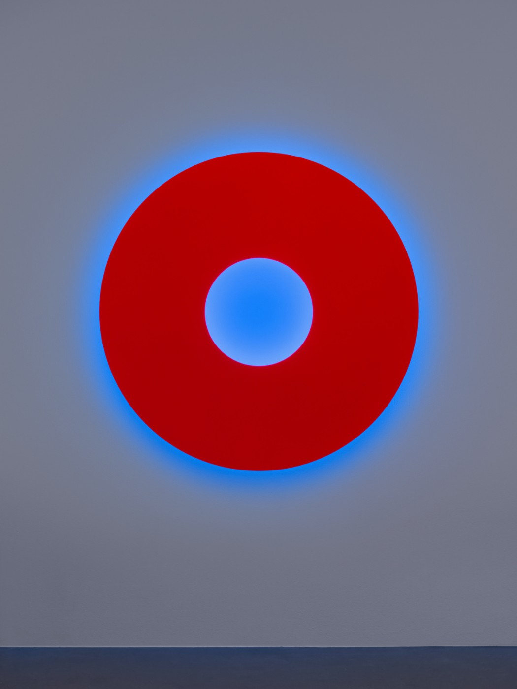 Small Disc Orange /Pink, Blue Intenso, 2016