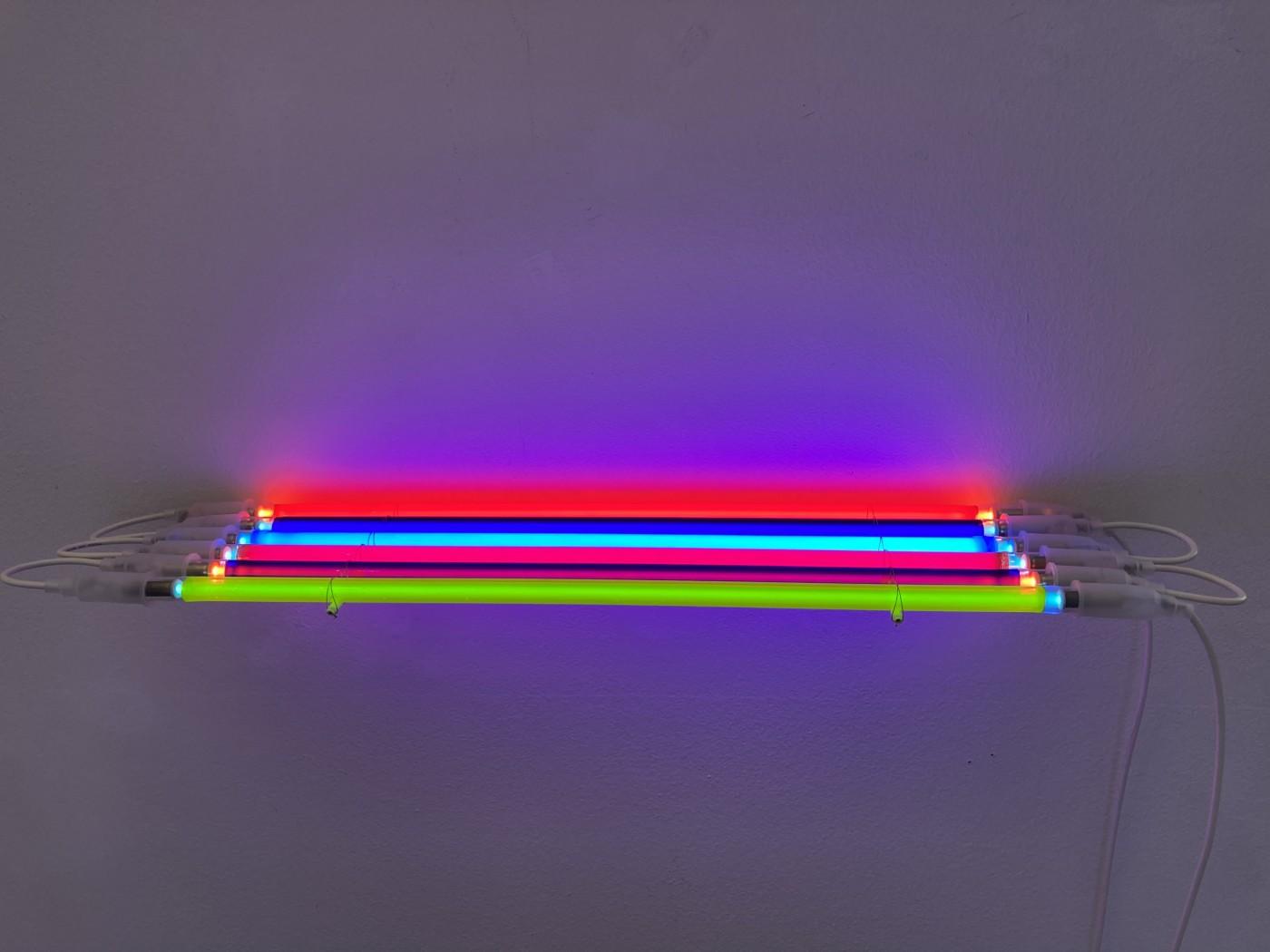 Neon Tubes Concert