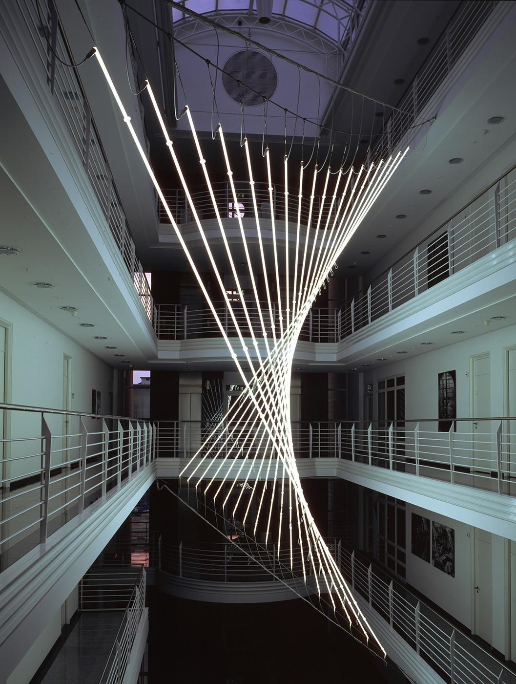 Lichtsegel, 1995